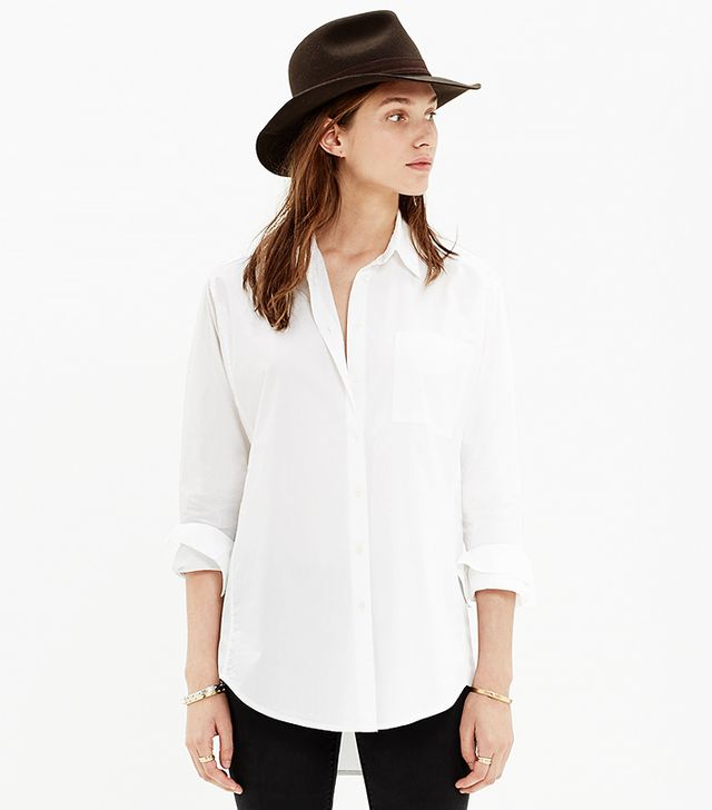 Madewell Oversized Button-Down Shirt