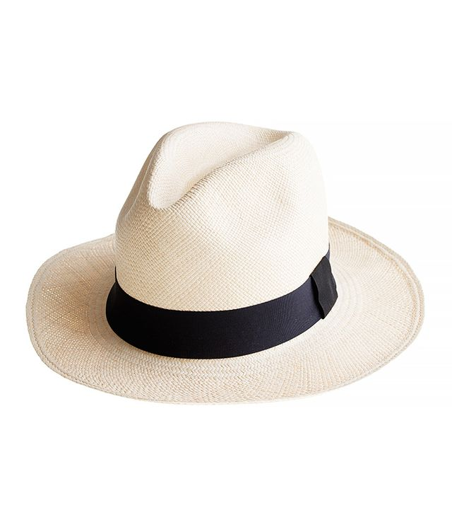 J.Crew Panama Hat, Natural