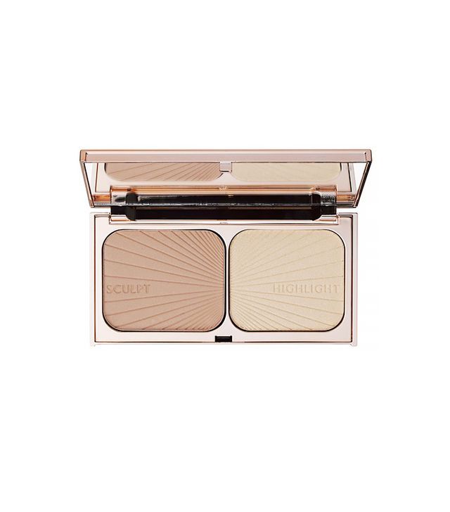 Charlotte Tilbury Filmstar Bronze and Glow Face Sculpt and Highlight