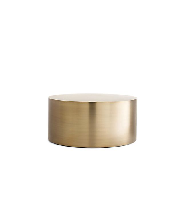 Milo Baughman for Thayer Coggin Drum Coffee Table