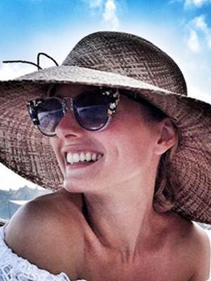 Olivia Palermo Just Won Summer Vacation Style