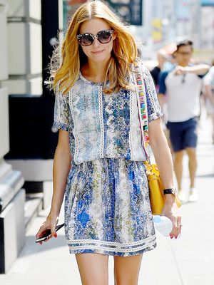 It's Official: Olivia Palermo Just Wore the Perfect Summer Outfit