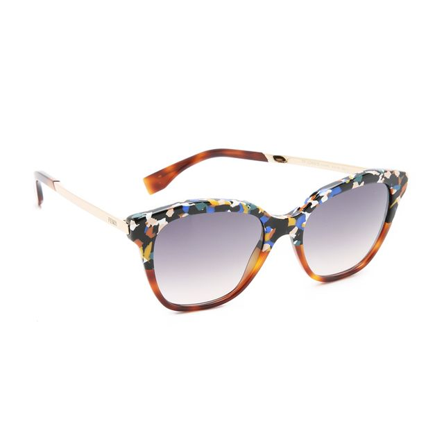 Fendi Color Top Sunglasses