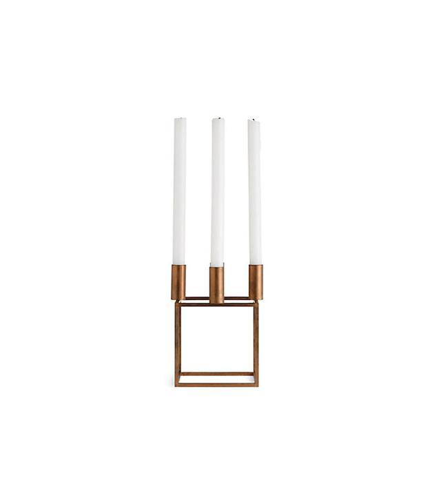 Mogens Lassen Kubus 4 Candleholder