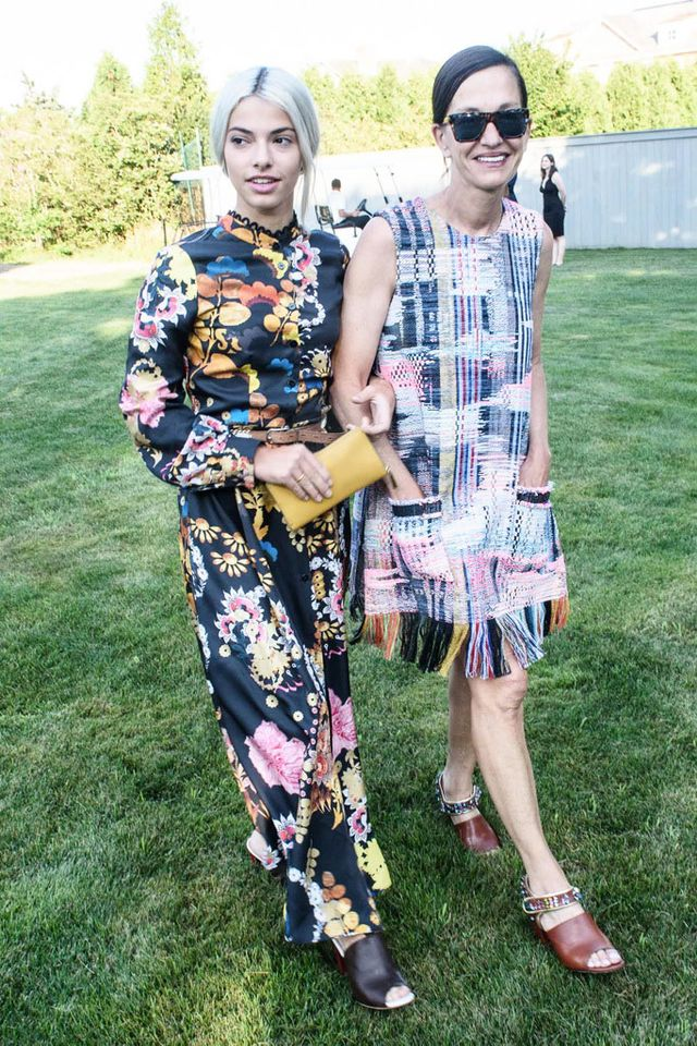 This Designer's Daughter Is Bound to Be the Next It Girl