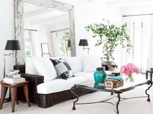 Inside a Brave Family's Chic All-White Home