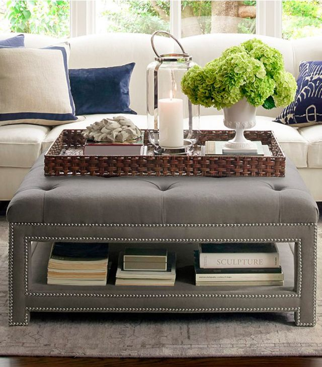 Williams-Sonoma Octavia Ottoman