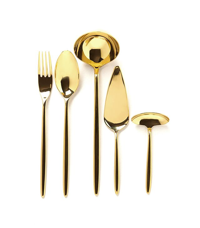 Anthropologie Doma Serving Set