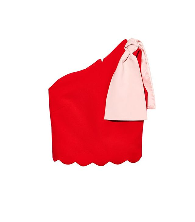 Osman Athena Bi-Colour Top