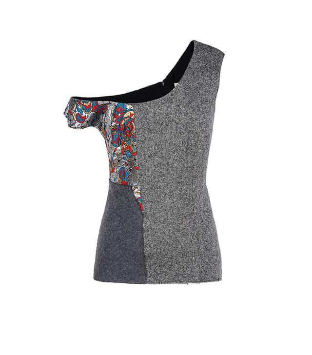 Stella McCartney Tweed Tailoring Annette Top