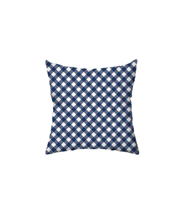 Hayneedle Gingham Pillow