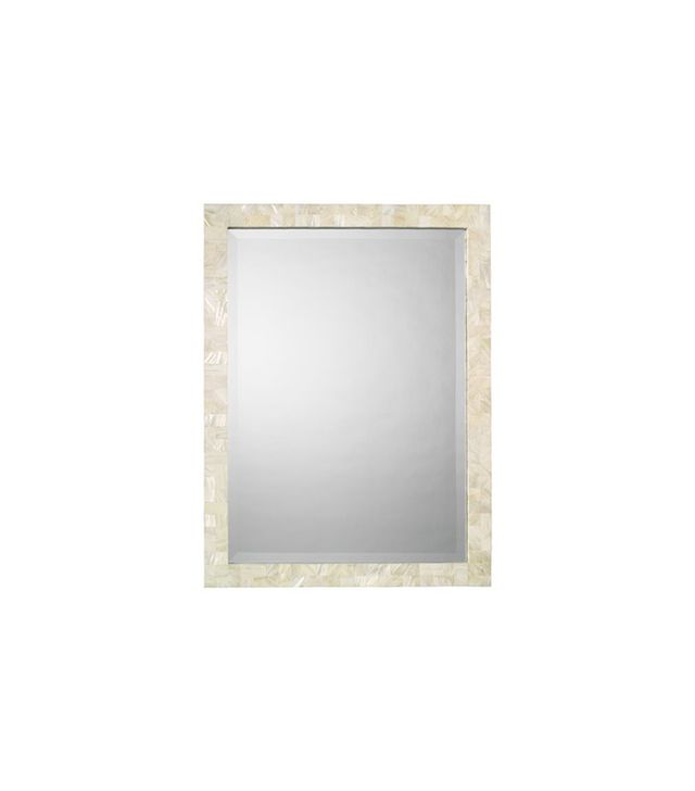 Jamie Young Mother of Pearl Mirror