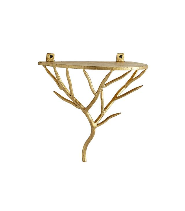 Wisteria Iron Branch Bracket