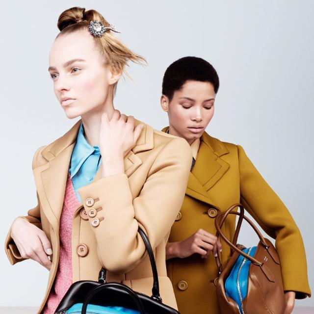 Get Inside Prada's New It Bag