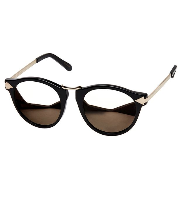 Karen Walker Helter Skelter Superstar Sunglasses