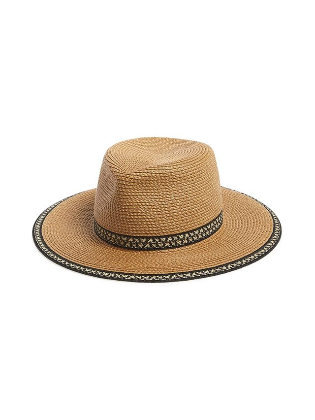 Eric Javits Georgia Woven Hat