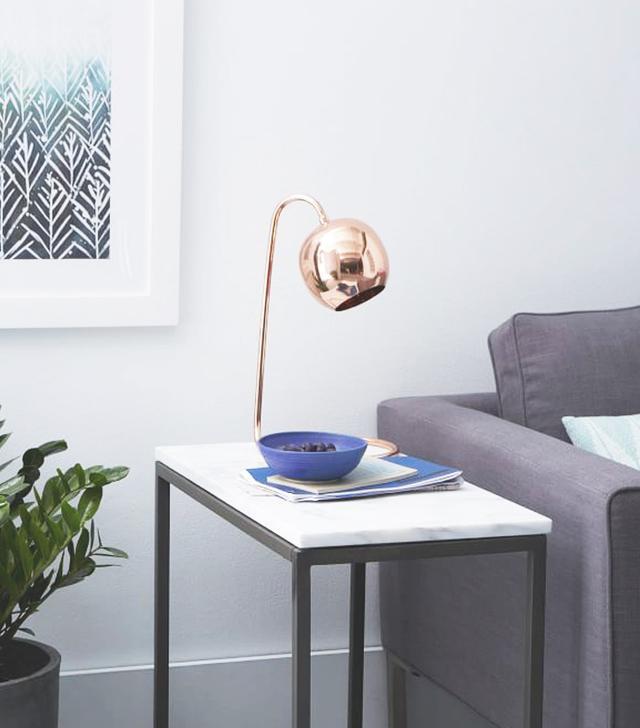 West Elm Scoop Table Lamp