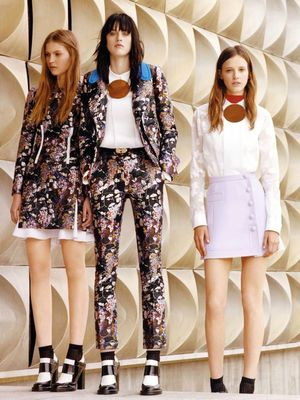 Must See: Carven's Très Cool F/W 2015 Campaign