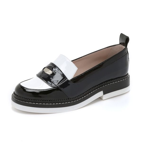 Carven Patent Leather Loafers