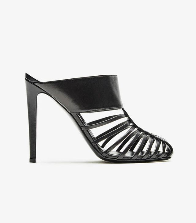 Altuzarra Capello Strappy Mule Sandals