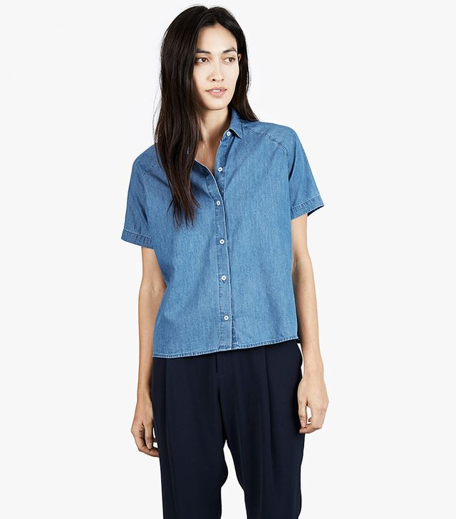 Everlane The Short Sleeve