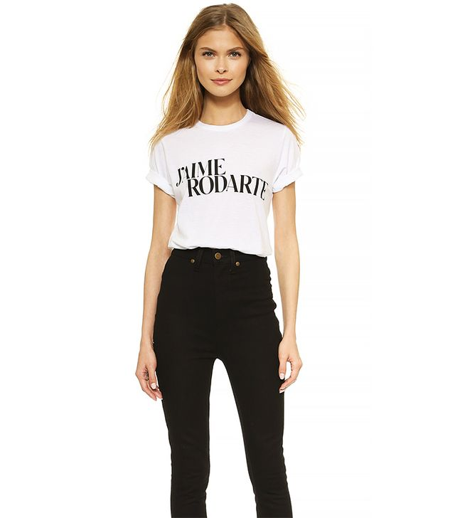 Rodarte Love/Hate Rodarte T-Shirt