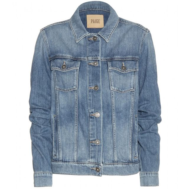 Paige Denim Rowan Denim Jacket