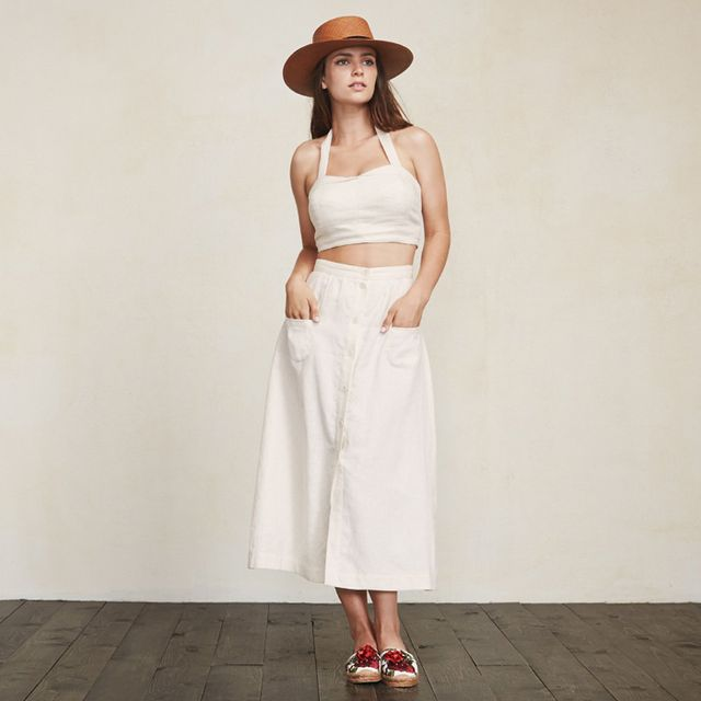 Reformation Payton Two-Piece
