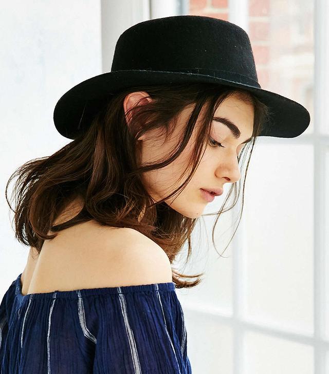 Urban Outfitters Felt Matador Hat