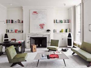Tour the Chic Parisian Apartment of an Architect