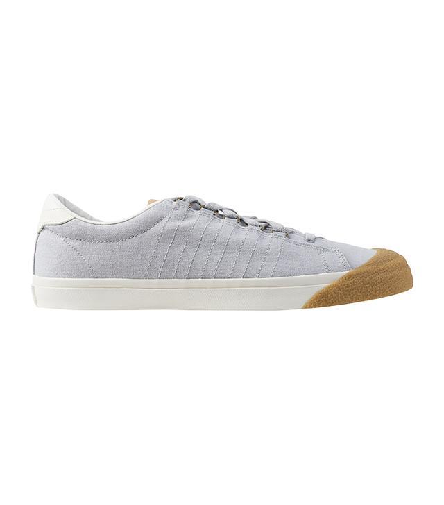 K-Swiss Gull Gray/Marshmallow/Dark Gum Irvine T Shoes