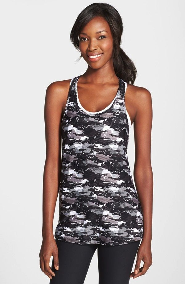 LORNA JANE Starts With Believe Slub Jersey Tank