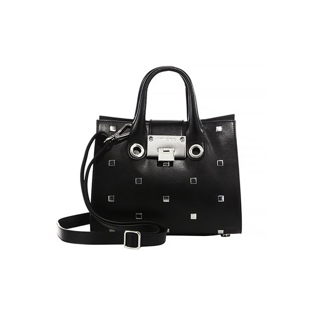 Jimmy Choo Riley Small Studded Tote