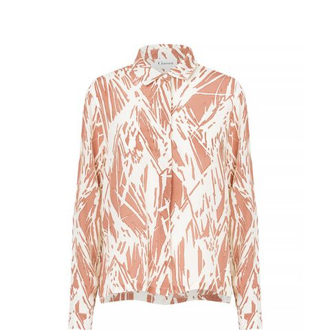 Happy Valley Silk Shirt, Copper