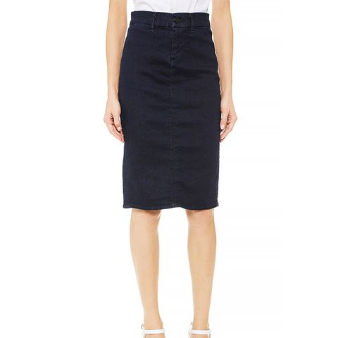 Willa High Rise Pencil Skirt