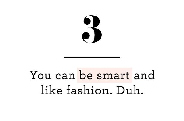 Even though my first job was at Elle, I somehow never really subscribed to fashion until my late 20s. As a kid, my parents always talked about how it was important to work hard, be kind, and value...