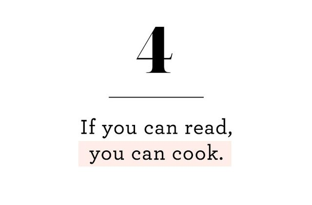 See also: If you can watch a video online, you can cook. Seriously. It's that easy. Cooking always seemed like such a hassle to me when I was younger, but it's less expensive than eating out...