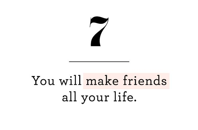 In my early 20s, my personal mantra was #NoNewFriends. I was lucky enough to meet most of my BFFs as a kid, and I figured I had enough. Also, how could any new friend compete with the decades of...