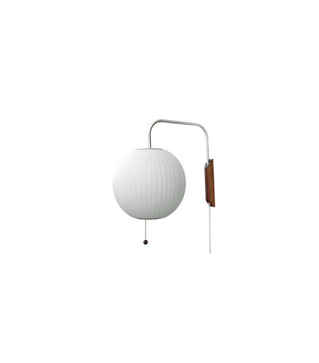 George Nelson Associates Nelson Ball Wall Sconce