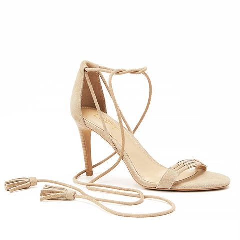 Gladiatrix Sandals, Platino
