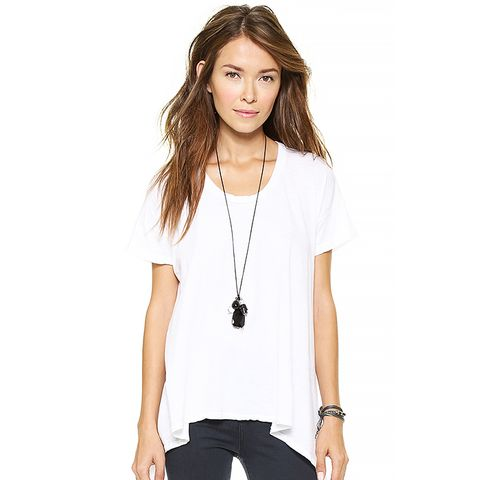 Isabel Tee, White
