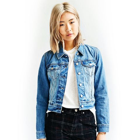 Authentic Trucker Denim Jacket
