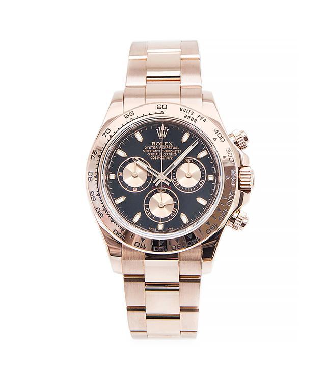 Rolex Classic Rolex Daytona Cosmograph Rose Gold Watch