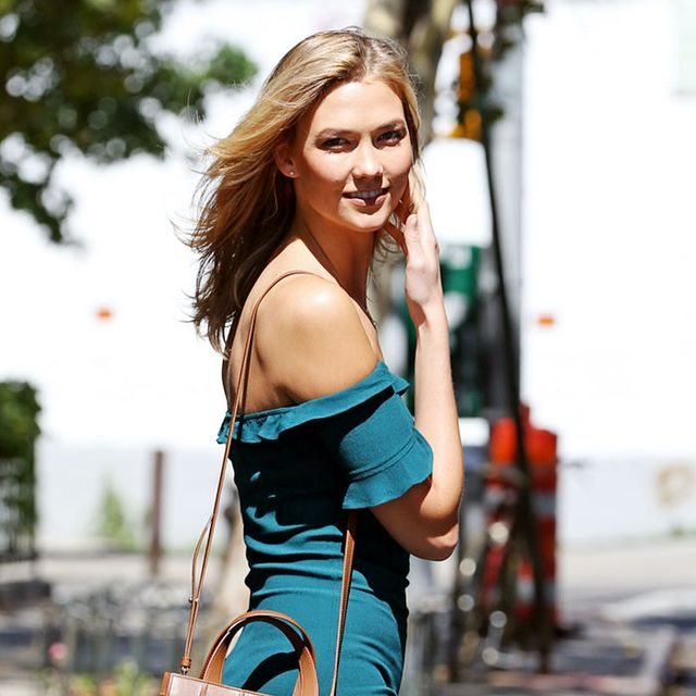 Karlie Kloss Gives Us the Perfect Weekend Outfit