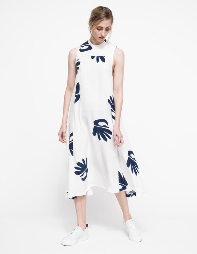 Need Supply Co. Yoke Long Dress
