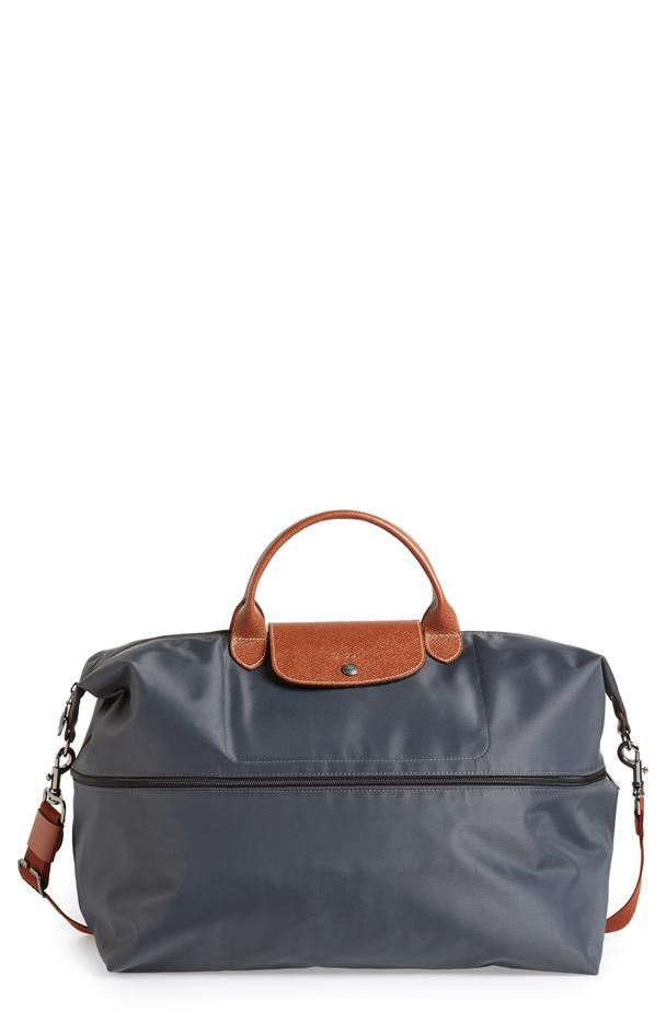 Longchamp Le Piliage Expandable Travel Bag