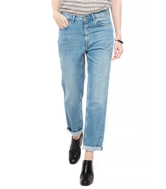 MiH Jeans Linda in Tailored Stone