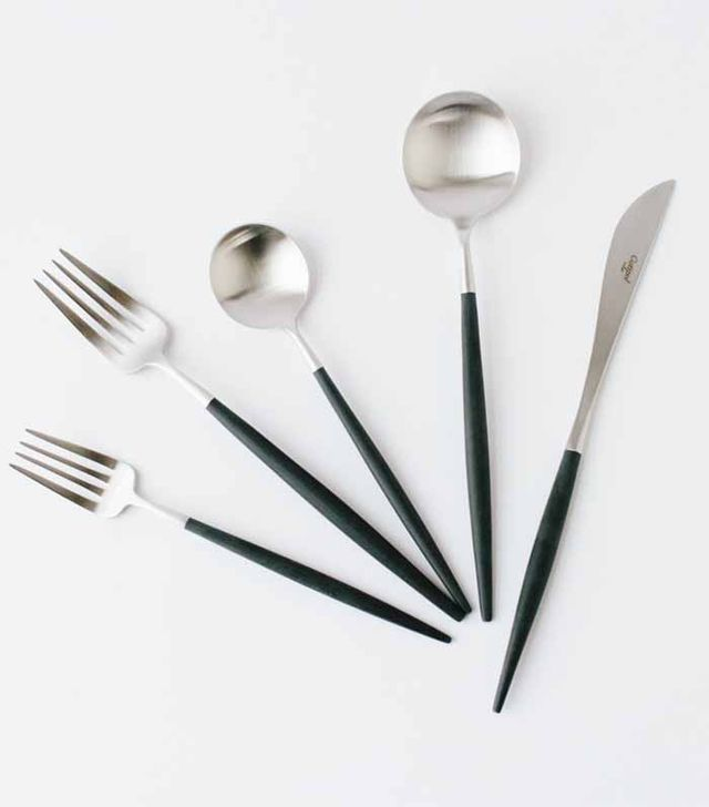 Nourish Lolo Brushed Flatware Set