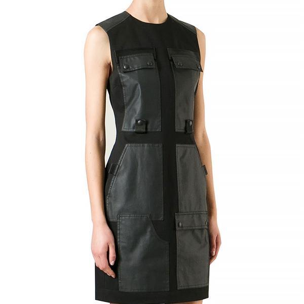 Alexander Wang Cargo Dress, Black