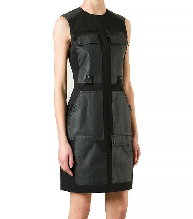 Alexander Wang Cargo Dress, Black